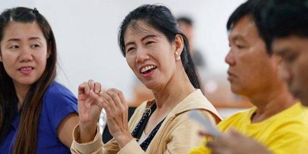 İşitme ve Görme Engelli Bireylerin Müjde'yi Anlayabilmesi İçin Yeni Dil Yaratıldı