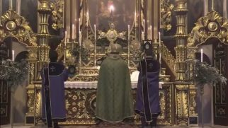 Türkiye Ermenileri İsa Mesih'in Yeruşalim'e Girişi'ni Kutladı