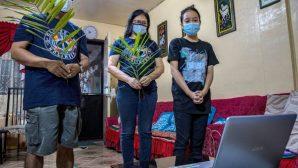 Milyonlarca Hristiyan Palmiye Pazarını Evde Kutladı