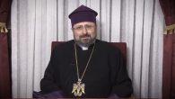 Türkiye Ermenileri Kadasetli Patriği Sahak II. Tüm Ermeni Gençlerine Diriliş Yortusu Mesajı