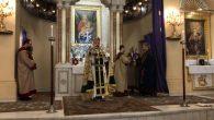 Türkiye Ermenileri Patriği Kadasetli Sahak II. Tarafından Takdis Edilen Peder, İlk Kutsal Sunu Törenini Sundu