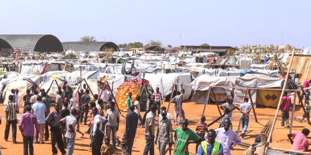Afrika'da Sosyal İzolasyonu Sağlamak Neredeyse İmkansız