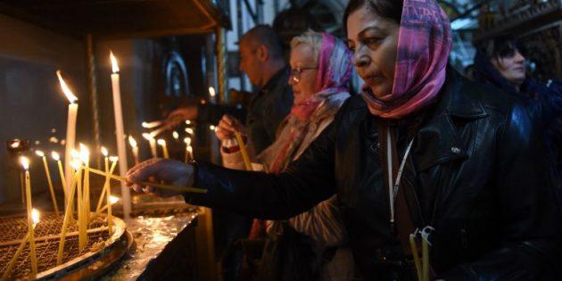 Arap Hristiyanların Paskalya'yı Kaybetmeden Önce Öğrendikleri