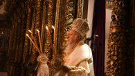 Ortodoks Kiliseleri Paskalya Bayramı'nı Kutladı