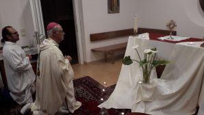 İskenderun Katolik Kilisesinde 'Kutsal Perşembe'nin Hüznü!