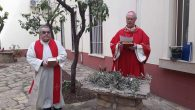 Palm Sunday Celebration at the Iskenderun Catholic Church without Congregation