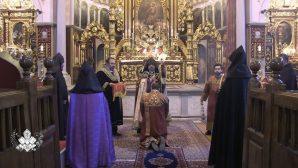 Kutsal Sunu Ayini ve Ayin-i Ruhani Duaları Gerçekleştirildi