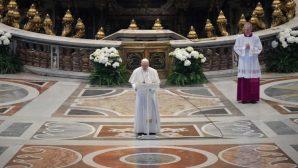 Papa, Paskalya Mesajında Umudun Yayılmasını Diledi