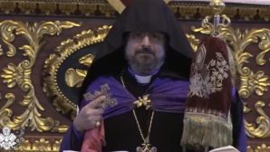 Easter Celebrations at the Armenian Apostolic Patriarchate