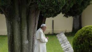 Papa Françeşko, İnsanlığın 'Yaratıcıya Karşı Günah İşlediğini' Söyledi