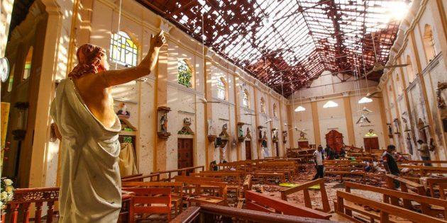 Sri Lanka Yetkilileri, Paskalya Saldırısıyla İlişkili Baş Şüpheliyi Tutukladı