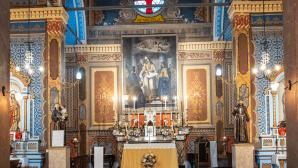 Trabzon Azize Meryem Ana Katolik Kilisesi Paskalya Ayinlerini Canlı Olarak Yayınlayacak