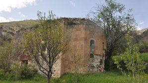 Gümüşhane'deki Yeşildere Kilisesi Talan Edildi