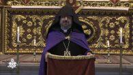 Diriliş haftalarından Kutsal Haçın Yeruşalim Semalarında Görünüşü Yortusu