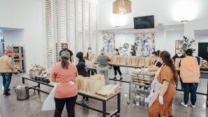 Yeni Zelanda'nın En Büyük Kilisesi, Çorba Mutfaklarını Hizmete Açtı