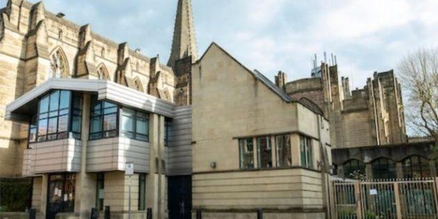 Şüpheli Kundaklama Saldırısında, Sheffield Katedrali Hasar Gördü