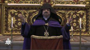 Patriarch Sahak's Red Sunday Sermon