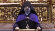Türkiye Ermenileri Kadasetli Patriği Sahak II. Yeşil Pazar Günü, Mesih'in Dirilişi'nin Gerçekliğini Vaaz Etti