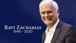 Değerli Tanrı Adamı Ravi Zacharias Hayatını Kaybetti