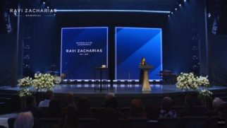 Ravi Zacharias İçin Anma Töreni Gerçekleştirildi