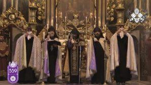 Ermeni Apostolik Kilisesi'nde İki Kutlama Birden Gerçekleşti