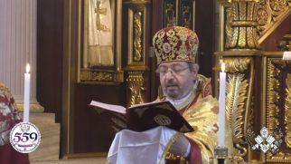 Ermeni Apostolik Kilisesi Kutsal Ruh'un Gelişi Yortusunu Kutladı
