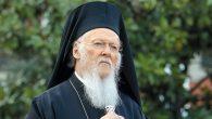Ekümenik Patrik Bartholomeos, Kovid Döneminde Komünyon Birliği İçin Mektup Yayınladı