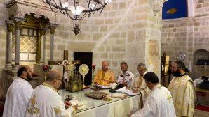 Azizler Petrus ve Pavlus, Antakya'da Sade Bir Ayinle Anıldı