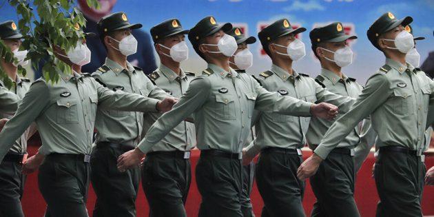 Çin'de Klinik Testleri Süren Koronavirüs Aşısı Orduda Kullanılmaya Başlandı