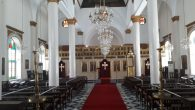 Church Rituals are Being Held in İskenderun in Accordance with the Social Distance Rule