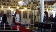 Pentecost Rite in İskenderun Orthodox Church