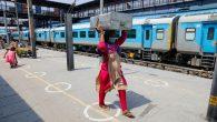 Hindistan'da Tren Vagonları Hastanelere Dönüşüyor