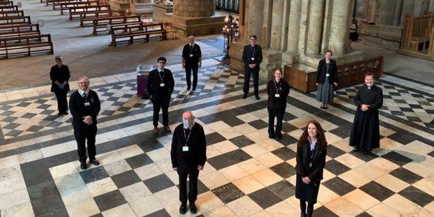 İngiltere'de Kiliseler 4 Temmuz İtibariyle İbadete Açılıyor