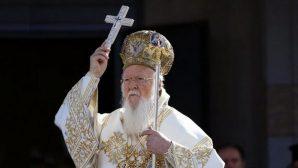 Ekümenik Patrik Bartholomeos, İsim Gününü Bu Yıl Sade Bir Şekilde Kutlayacak