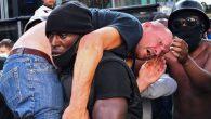 Londra'da Irkçılık Karşıtı Protestolar: 'Birinin Ölmesini Önledik'