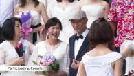 Tayvan'da 100 Hristiyan Çift, Evlilik Yeminlerini Yeniledi