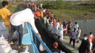 Yardım Teknesiyle Amphan Kasırgası Mağdurlarına Destek Sağlandı
