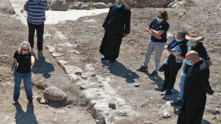 İsa Mesih'in Görünümünün Değiştiği Bölgede 1300 Yıllık Kilise Bulundu