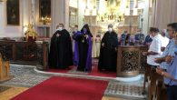 In the Armenian Apostolic Churches, the Sacred Offering Rite was Performed Publicly for the First Time After 4 Months