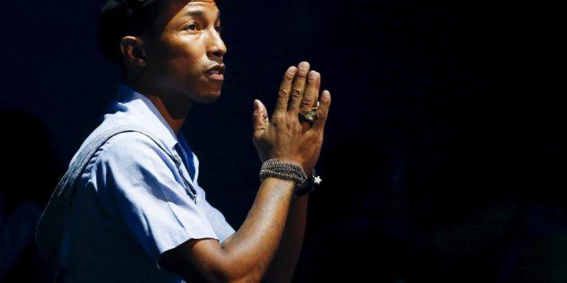 Pharrell Williams, Gospel Korolarıyla İlgili Yeni Bir Program Hazırlığında