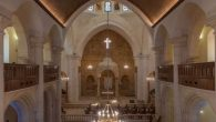 Suriye'de Restorasyonu Tamamlanan Katedral Yeniden Açıldı