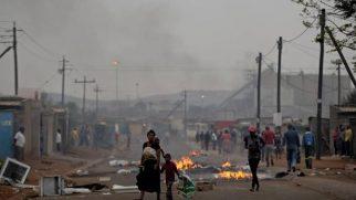 Mozambik'te Radikal Gruplar Kiliseleri, Hastaneleri ve Evleri Hedef Aldı