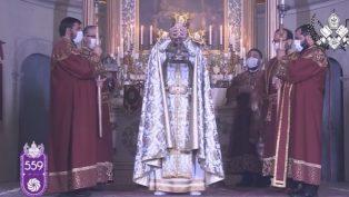 Ermeni Apostolik Kilisesi'nde Aziz Çevirmenler Yortusu Kutlandı