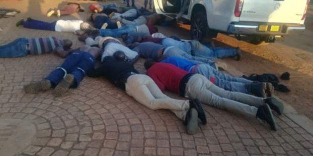 Güney Afrika'da Kiliseye Yapılan Saldırıda Beş Kişi Hayatını Kaybetti