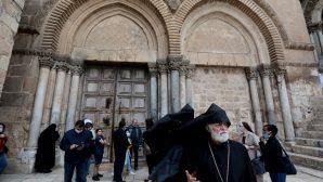 Kutsal Kabir Kilisesi, Salgın Nedeniyle Yeniden Kapatıldı