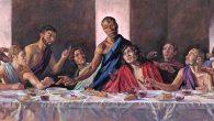 İsa Mesih'in Siyahi Olarak Tasvir Edildiği Tablo Katedralde Sergilenecek