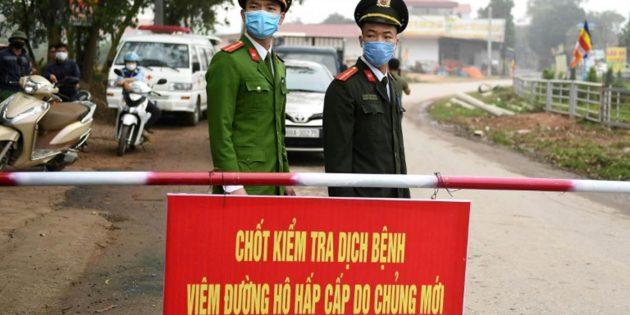 Vietnam'dan 80 Bin Turiste Koronavirüs Tahliyesi