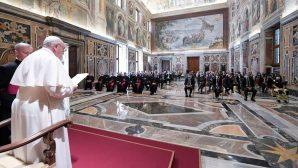 Papa Françeşko, Vatikan Sağlık Fonu'na Yeni Müdür Atadı