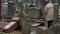 Avrupa'nın En Eski Yahudi Mezarlığı Tahrip Edildi