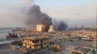 Lübnan'ın Başkenti Beyrut'ta Patlama Meydana Geldi